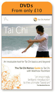 Tai Chi Nation DVDs